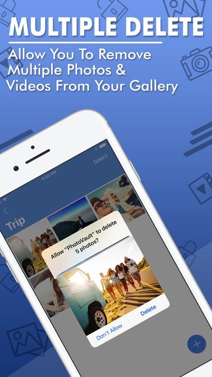 Photo Vault - Secure Photos screenshot-3