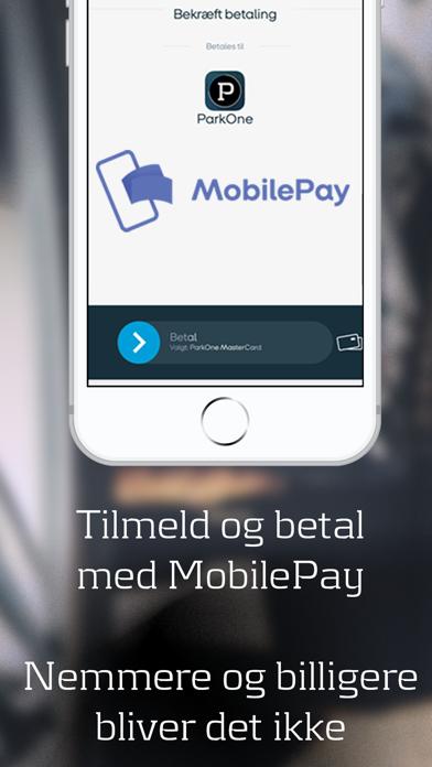 Screenshot for ParkOne in Denmark App Store