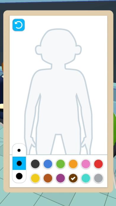 Line Up: Draw the Criminal screenshot 2