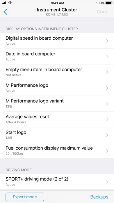 BimmerCode for BMW and Mini App Data & Review - Productivity - Apps