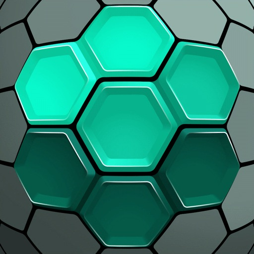 Hexme - IQ & Puzzle game icon