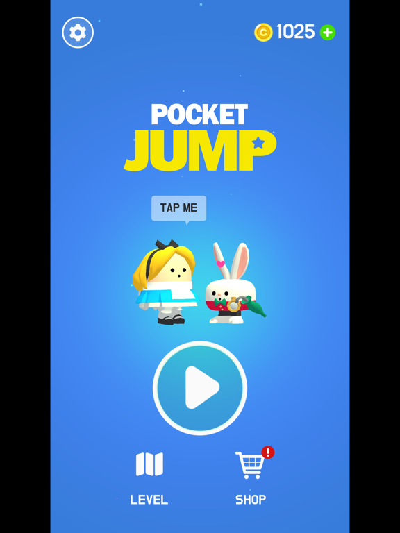 Pocket Jump : Casual Jump Gameのおすすめ画像1
