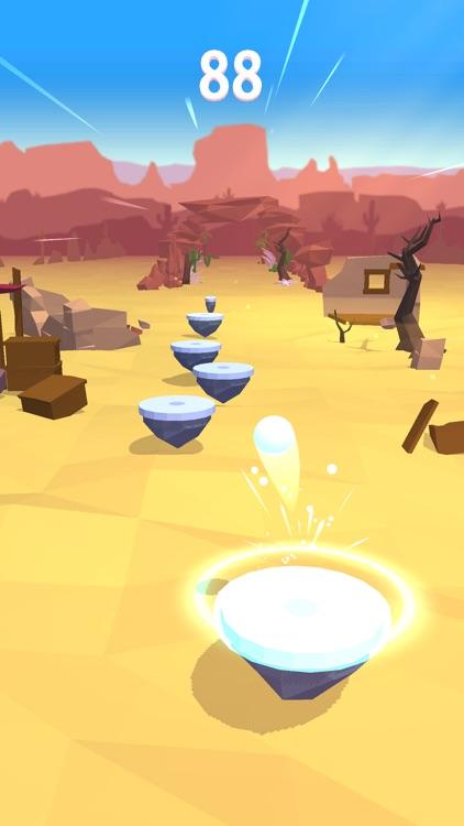 Hop Ball 3D screenshot-5