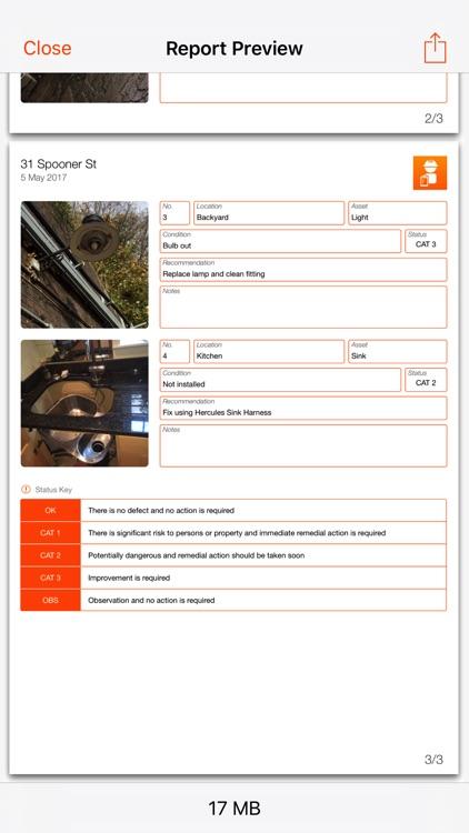Site Report screenshot-4