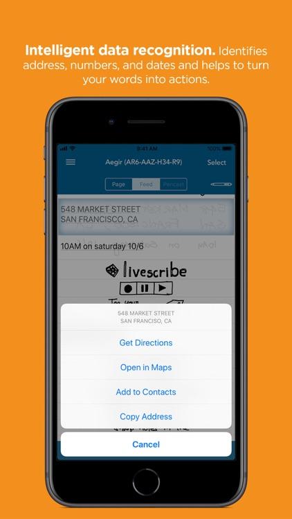 Livescribe+ screenshot-5
