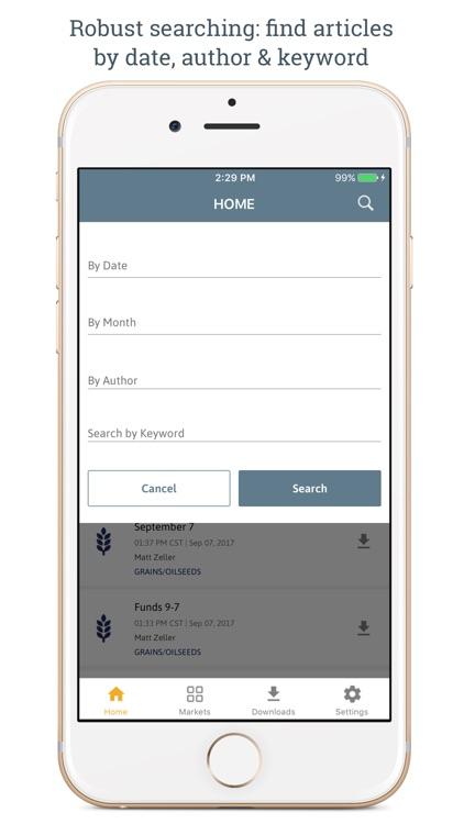 INTL FCStone Mobile screenshot-4