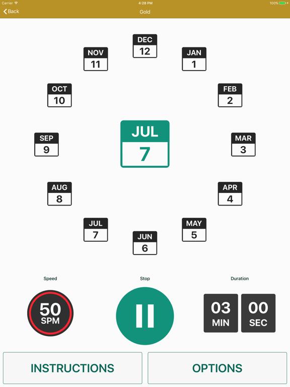 Clock Yourself Screenshots