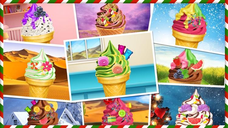 Ice Cream: baby cooking games screenshot-3