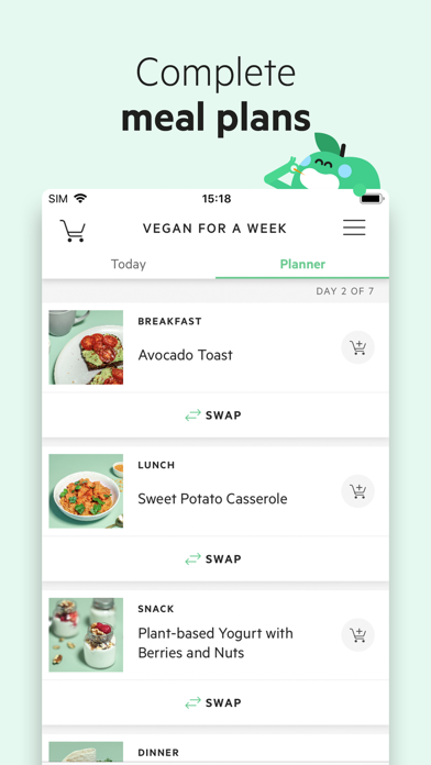 Download Lifesum: Food Diary & Recipes for Pc
