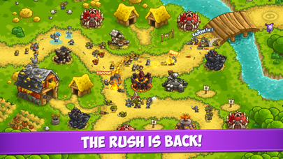 Kingdom Rush Vengeance Screenshots