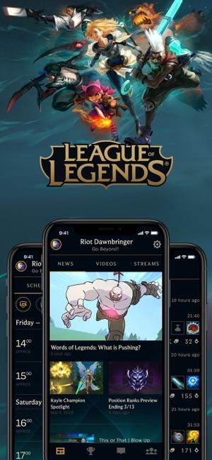 como descargar league of legends 2018