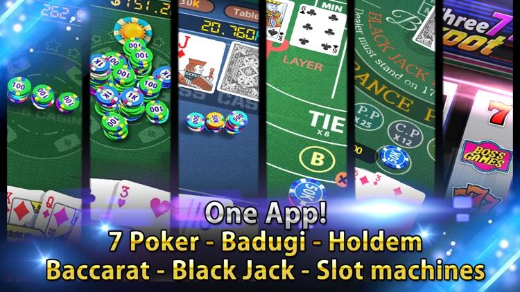 Boss Poker - Texas Holdem screenshot-5