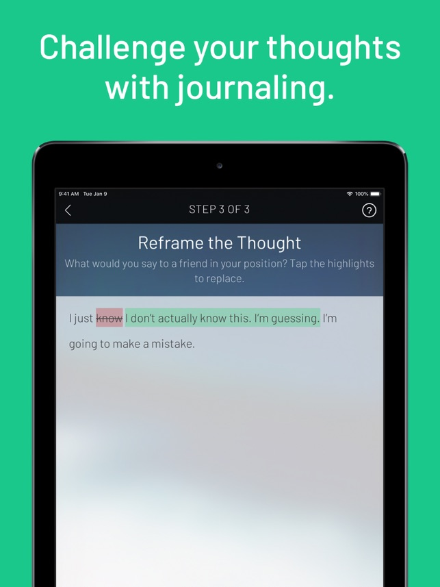 Sanvello:Stress & Anxiety Help on the App Store
