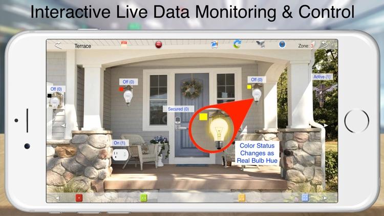 HOS Smart Home KNX EIB Live screenshot-3