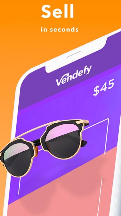 Vendefy - Social Marketplace screenshot-4