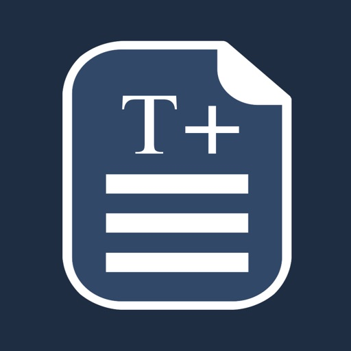 TextEdit + for RTF, LaTeX, Md