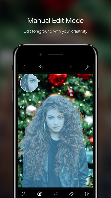 Phocus: Portrait mode editor screenshot-6