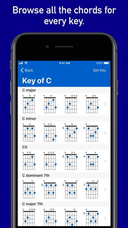GtrLib Chords Pro screenshot-5