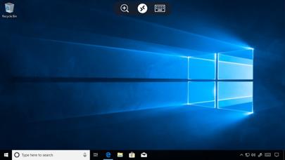 Microsoft リモート デスクトップのスクリーンショット4