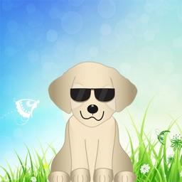 Puppy Emoji Stickers