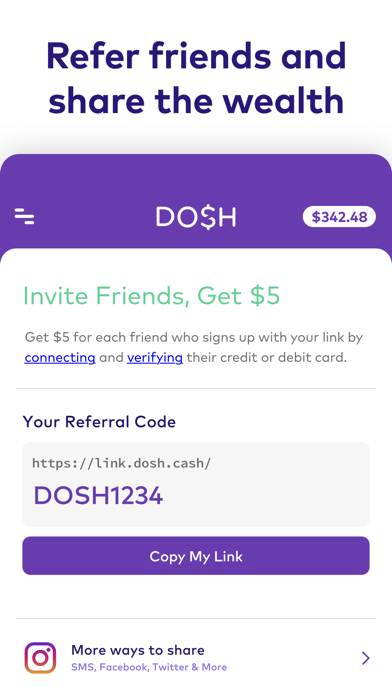 Dosh: Find Cash Back Deals wiki review and how to guide