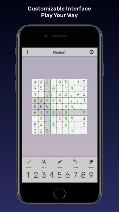Sudoku Evolved - 3D Puzzles Screenshots