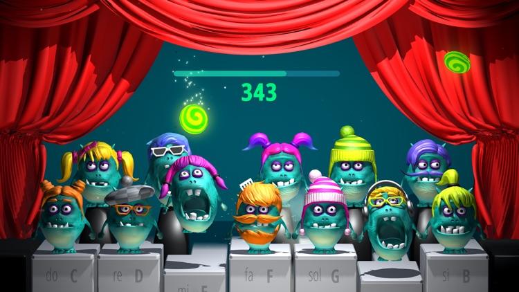 Piano Monsters: Fun music game