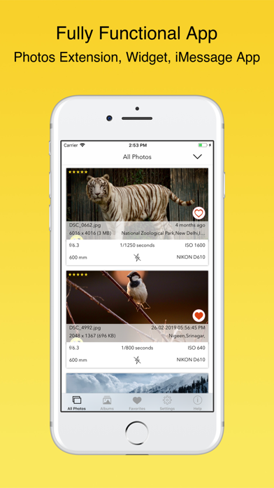 Top 10 Apps like EXIF Viewer LITE by Fluntro in 2019 for