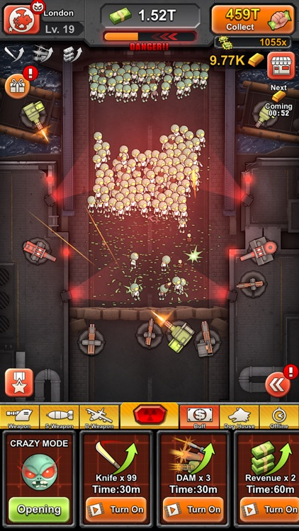 Idle Zombies screenshot-4