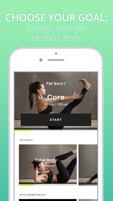 Screenshot for Yoga Go: Weight Loss Workouts in China App Store