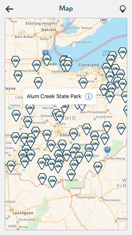 Ohio State Parks & Trails screenshot-3