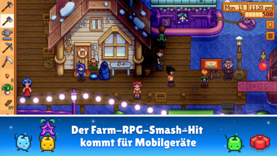 Screenshot for Stardew Valley in Germany App Store