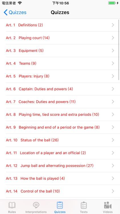 iBasketballRules screenshot-3