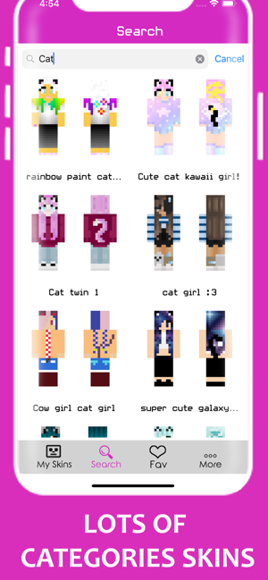 Best Girl Skins For Minecraft On The App Store