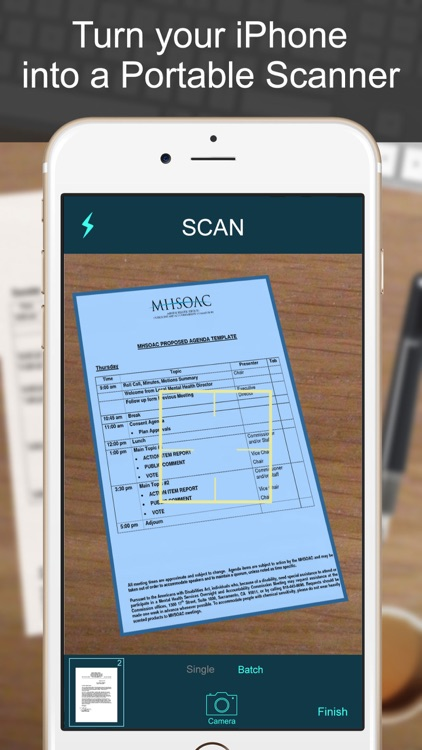 PRO SCANNER- PDF Document Scan
