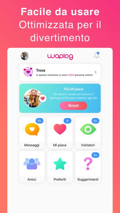 Waplog chat e incontri