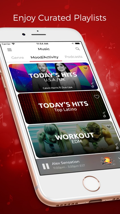 LaMusica - Radio & Podcasts