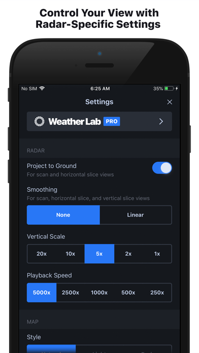 Weather Lab - 3D Screenshot