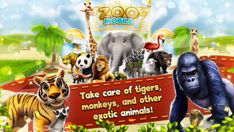 Zoo Mobile screenshot-3