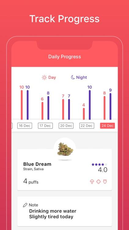 Waven Cannabis Journal screenshot-4