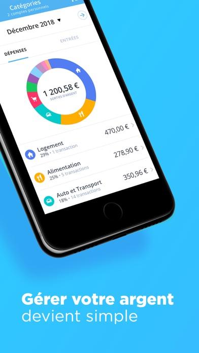 download Bankin' - Gérer son argent apps 7