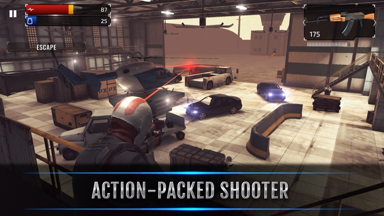 Armed Heist: TPS Shooting Game screenshot-1