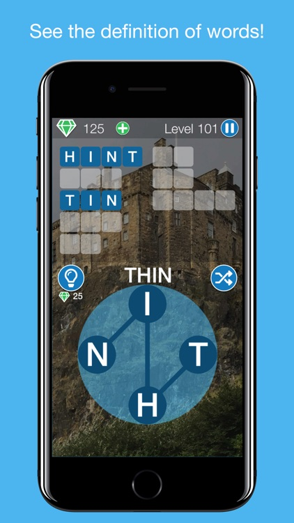 Snappy Word - Word Puzzle Game screenshot-4