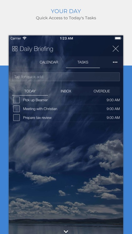Organize:Me To-Do's screenshot-4