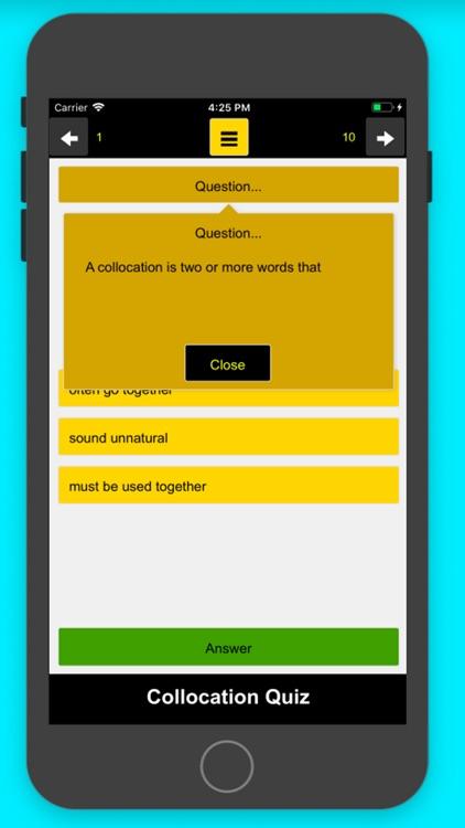 Smart Collocations screenshot-3