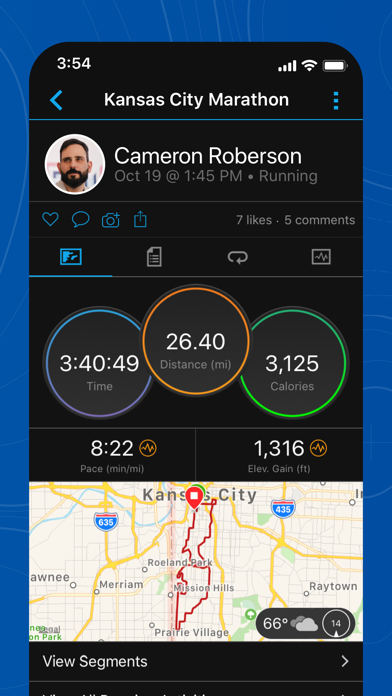 Garmin Connect™ ScreenShot7