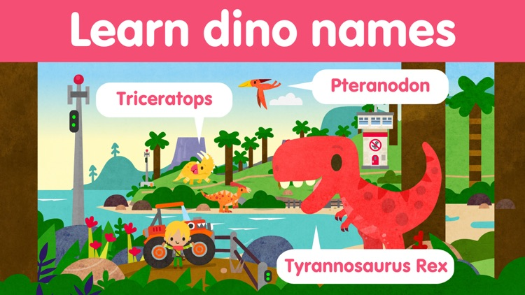 Dino Puzzle Kids Dinosaur Game screenshot-4