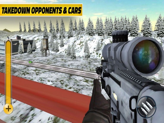 Sniper Destroy Highway Crime screenshot 6