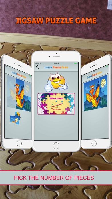 Jigsaw Puzzle:Halloween Jigsaw screenshot four