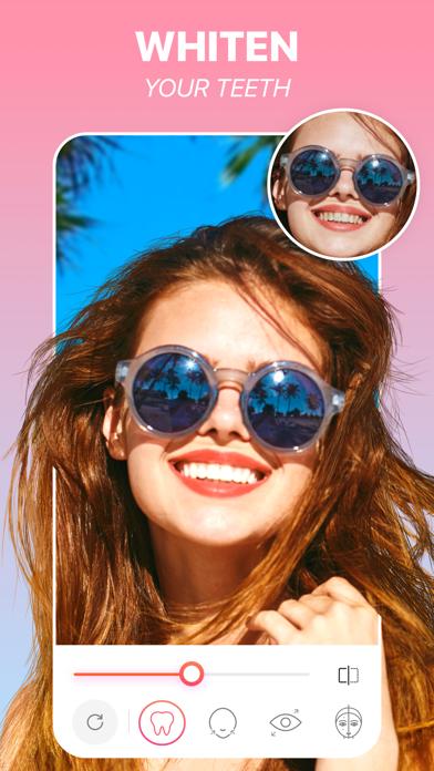 Easysnap: Selfie Photo Editor Screenshot